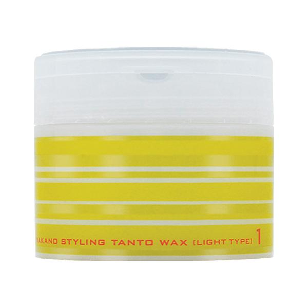 ナカノ スタイリング タントN ワックス 1 ライトタイプ