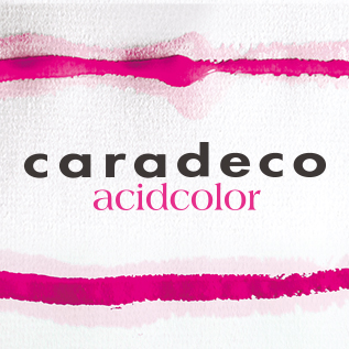 caradeco acid color