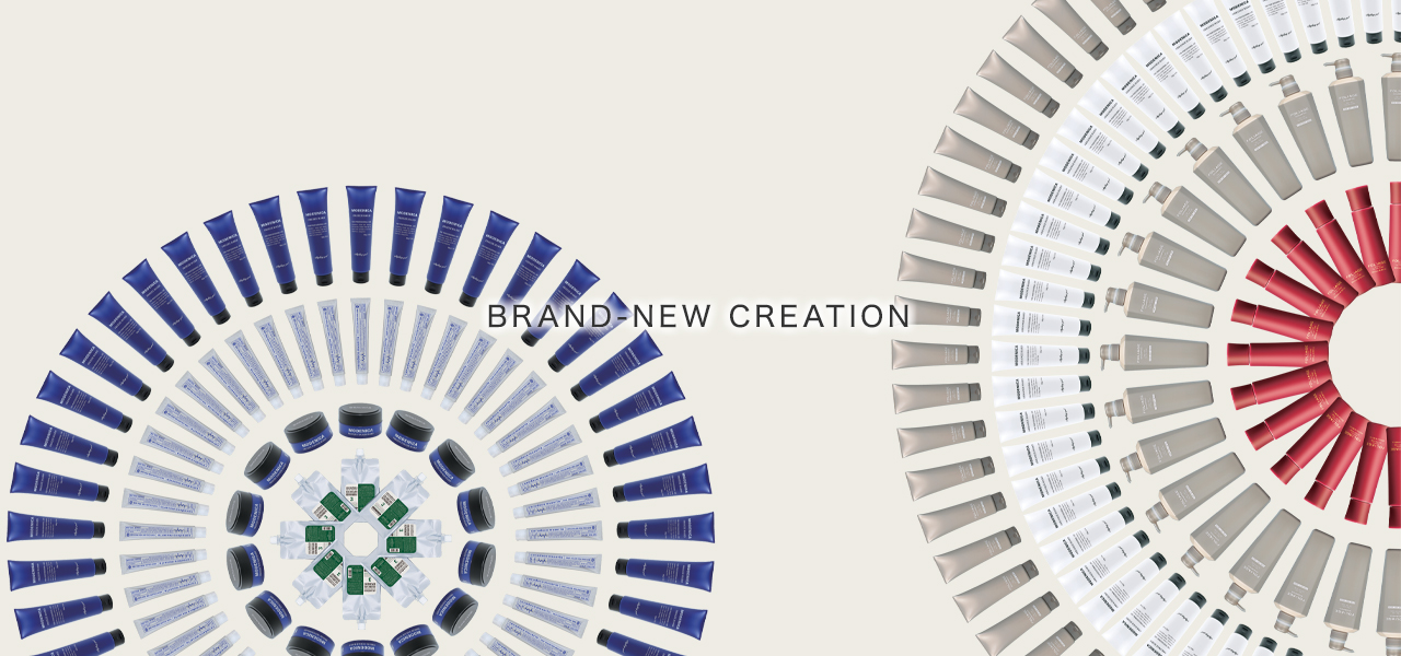 BRAND-NEW CREATION